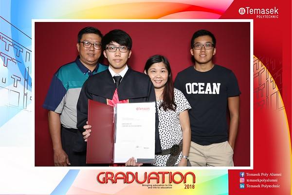 Temasek Polytechnic Graduation 2018 3/5/2018 Session 3
