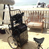 Justin Pope - Beach Cart