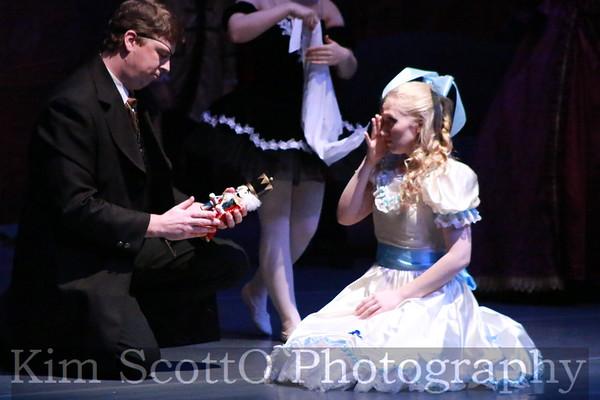 Act 1 Saturday matinee