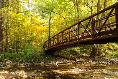 Perspective on a Bridge