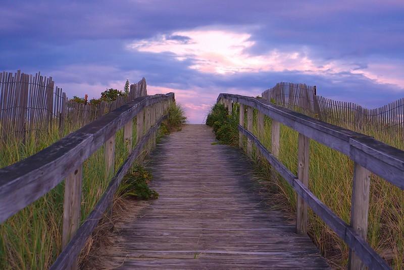 Bridge to the sky