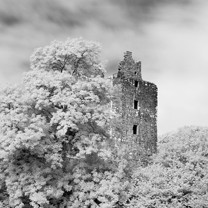 Cardoness Castle, Study 2, Galloway, Scotland. 2016