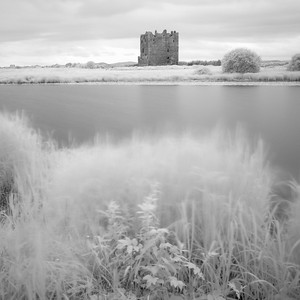 Threave Castle, Dumfries & Galloway, Scotland. 2018