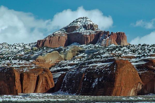 Pyramid Rock, Gallup, NM