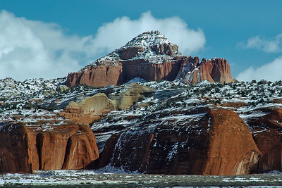 Pyramid Rock, Gallup, NM