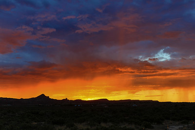 Glorious Sunrise, Gallup, NM