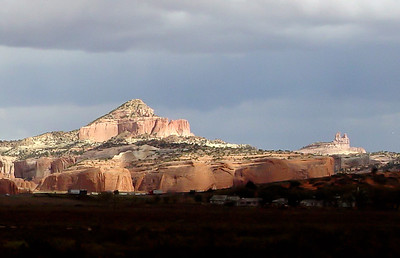 The Red Rocks, Gallup, NM