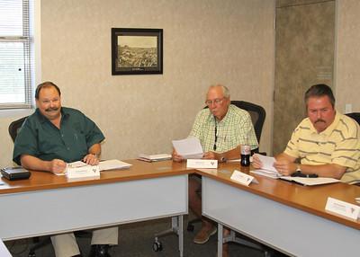 Board Meeting May 17, 2011