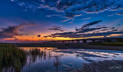 San Luis Pass, Galveston Island, Texas