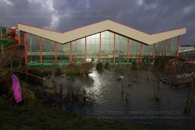 Leisureland Flooded