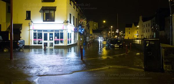 Flooding on Raven Terrace