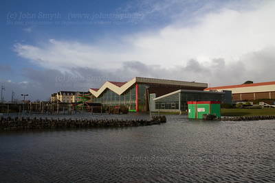 Leisureland under water