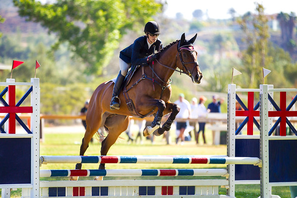 Galway Downs Spring Horse Trials