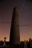 Kilmacduagh Round Tower in Galway