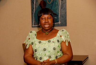 Gambian Ambassador to Nigeria
