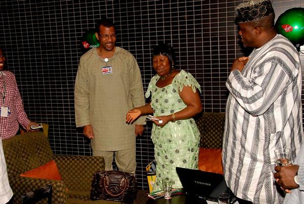 Airport Ceremony, Lagos