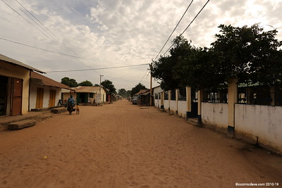 Gunjur Village
