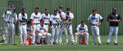 """""""2014 Bowie HS Bullgogs Baseball Team"""" 5"""