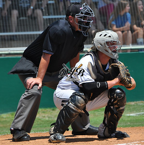 """#25 Catcher Joe Davis"" 9"