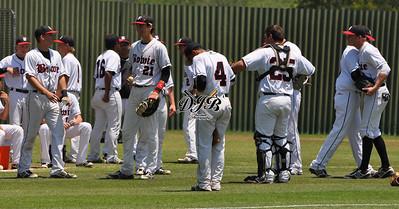 """""""2014 Bowie HS Bullgogs Baseball Team"""" 2"""