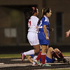 Mary's goal was the first of the night