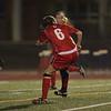 Lauren's first strike for goal
