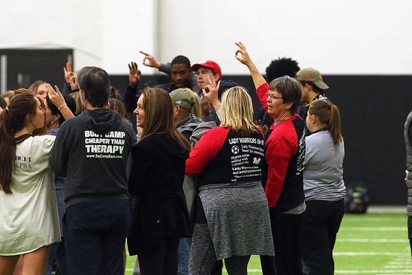 2018 Alumni Game
