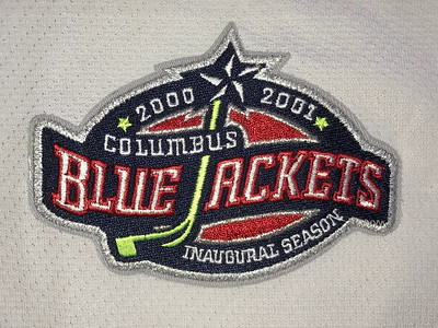 Kron 2000-2001 Game Worn Jersey Patch