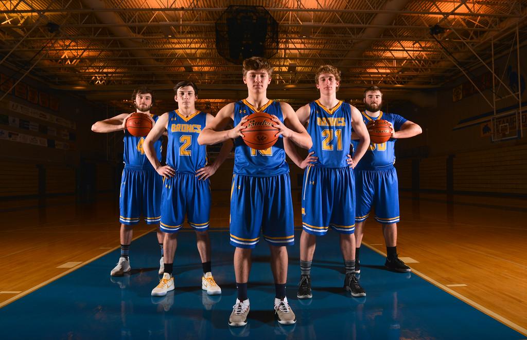 Sheridan High School Boys Basketball State Tournament