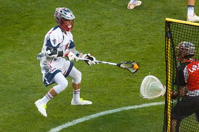 Boston vs Denver MLL