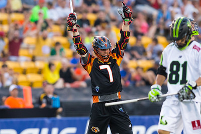 MLL: New York Lizards at Atlanta Blaze