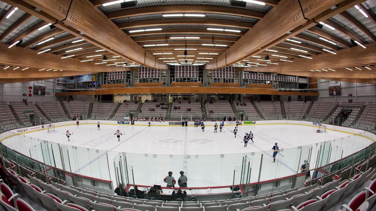 Markin MacPhail Arena - Winsport Canada