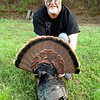 Tommy's second gobbler of the season