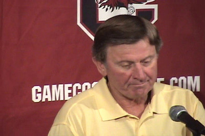 Spurrier Oct. 6 1
