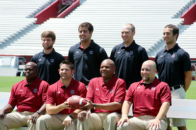 South Carolina Gamecock Football 2012 Media Day