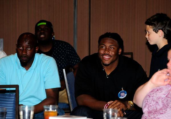 A.J. Cann NFL Draft Party (Ryan Bethea)