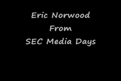 Moe Brown Media Days
