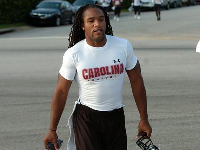 South Carolina Gamecock Football 2012