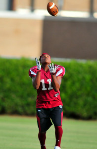 August 4, 2014 South Carolina Gamecocks Football Fall Camp