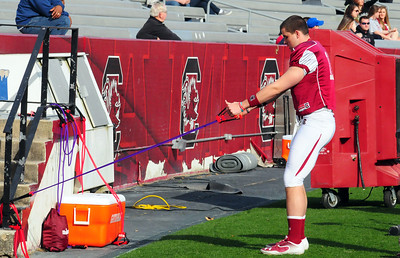 South Carolina Gamecocks Spring Practice 3 at Williams-Brice Stadium in Columbia, SC South Carolina Gamecocks Spring Practice 5 at Williams-Brice Stadium in Columbia, SC