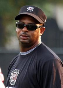 Coach Lorenzo Ward