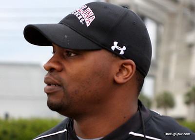 RB Coach Jay Graham