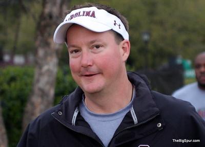 QB Coach G.A. Mangus