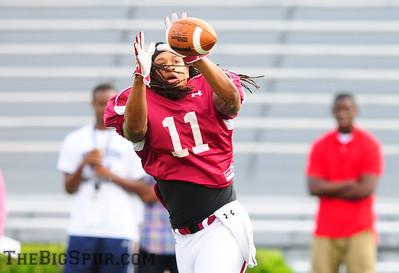South Carolina Gamecock Football 2012 Spring Practice