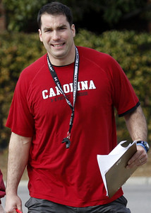 S&C coach Craig Fitzgerald