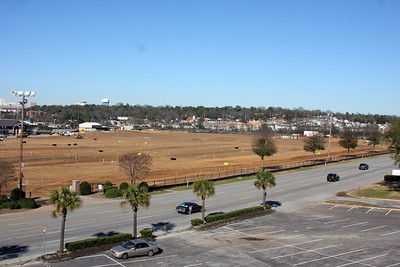 Fairgrounds parking renovation