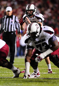 November 5, 2011 South Carolina Gamecocks 28, Arkansas Razorbacks  44