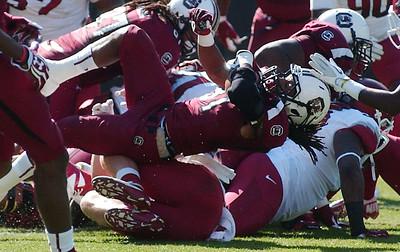 November 10, 2012 South Carolina Gamecocks 38, Arkansas Razorbacks 20 Williams-Brice Stadium
