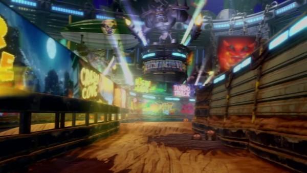Crash Team Racing: Nitro-Fueled - Reveal Trailer