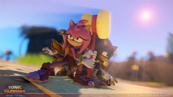 Sonic Boom: Rise of Lyric - First Playable Trailer 2012 (Team Clip)
